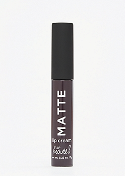 Vampy Plum Matte Lip Cream