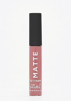 Dusty Pink Matte Lip Cream