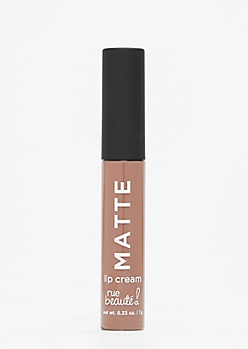 Light Brown Matte Lip Cream