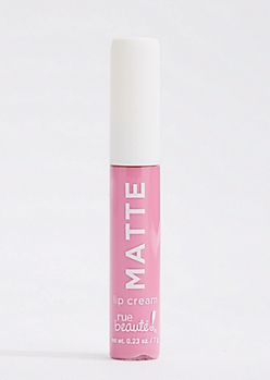 Matte Light Pink Lip Cream