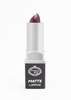 Dark Purple truely yours Matte Lipstick