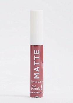 Matte Medium Pink Lip Cream