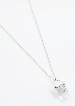 Opal Creativity Prism Necklace