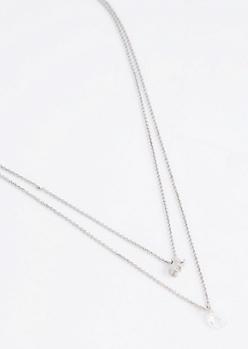 Elephant Layered Necklace
