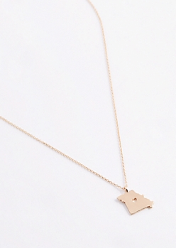 Missouri Charm Necklace