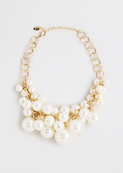 Dream of Pearls Necklace