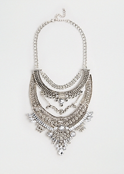 Tribal Queen Collar Necklace