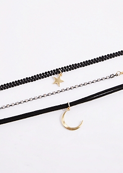 3-Pack Celestial Chokers