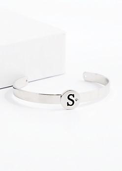 Stone S Cuff Bracelet