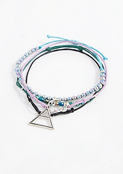 4-Pack Air Sign Friendship Bracelets
