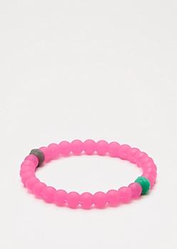 Fuchsia Life Bracelet