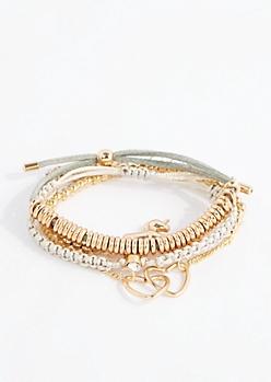 Spirit Animal BFF Bracelet Set