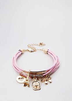 Beau Paris Cluster Bracelet