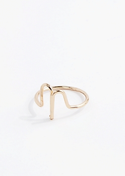 Aries Wire Ring