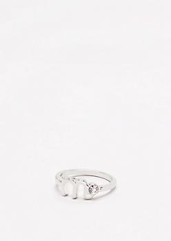 Scorpio Stone Ring
