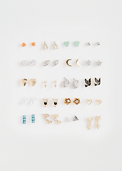 Excited About Everything Earring Set