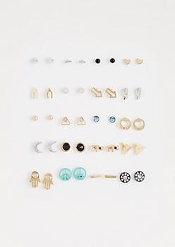 Daydreamer Stud Earring Set