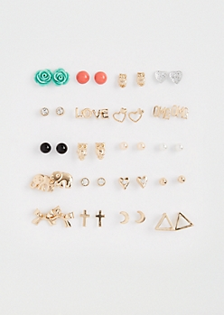 Every Day's A Masterpiece Earring Set