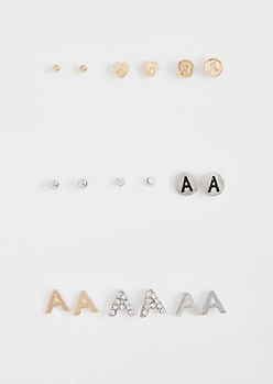 A For Adorable Earring Set