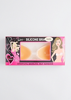 Nude Silicone Bra By Lady Princess®