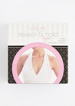 Reveal & Hold Tape