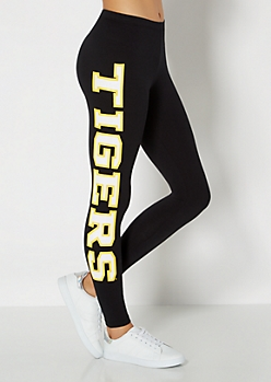 LSU Tigers Legging