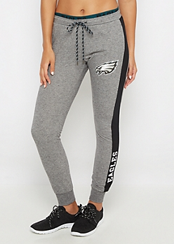 Philadelphia Eagles Layered Waist Jogger