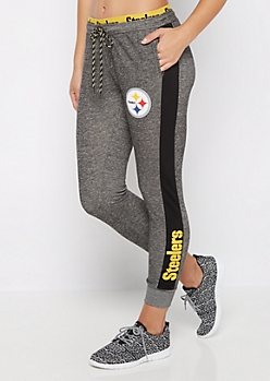 Pittsburgh Steelers Layered Waist Jogger