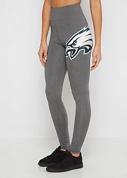 Philadelphia Eagles High Waist Logo Legging