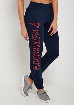 New England Patriots Logo Leg Jogger