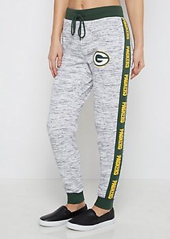 Green Bay Packers Blocked Inset Jogger