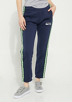 Seattle Seahawks Logo Joggers