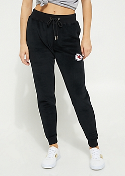 Kansas City Chiefs Velour Joggers