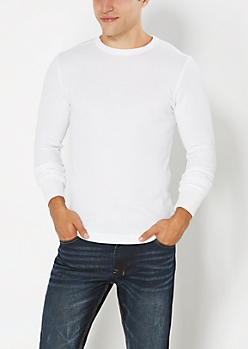 Classic White Thermal Top
