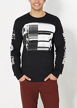 Dark Side Long Sleeve Tee