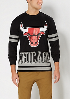 Chicago Bulls Reflective Tee