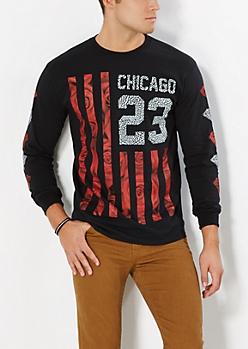 Chicago #23 Americana Top