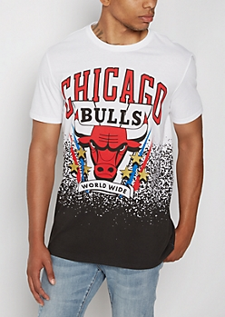 Chicago Bulls World Wide Tee