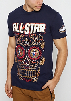 All Star Nola Short Sleeve Tee