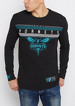 Charlotte Hornets Thermal Top