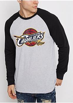 Cleveland Cavaliers Raglan Tee