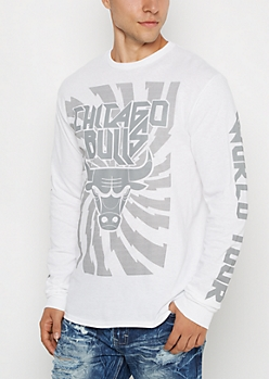 Chicago Bulls World Tour Geo Top