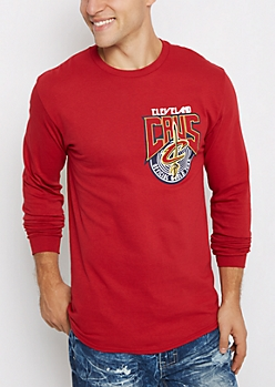 Cleveland Cavaliers World Tour Tee