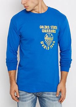 Golden State Warriors 1946 World Tour Tee
