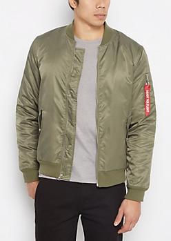 Ready For Flight Bomber Jacket
