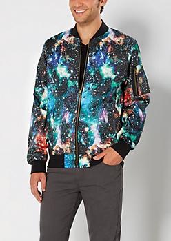 Galactic Bomber Jacket