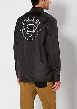 LA-NY Coach's Jacket