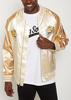 Zodiac Tiger Bomber Jacket