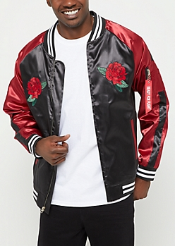 Kingsnake Bomber Jacket
