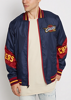 Cleveland Cavaliers Track Jacket